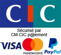 paiement securise CIC